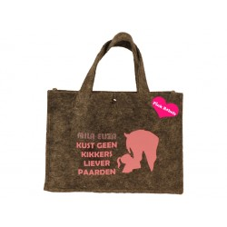 Kleine shopper type kus...